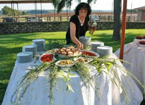 catering a Roma Nord teresa gabrielli