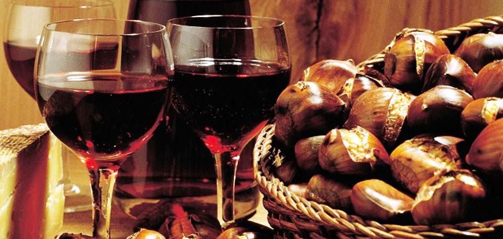 San-Martino...castagne-e-vino