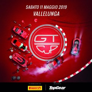 GT CUP a Vallelunga