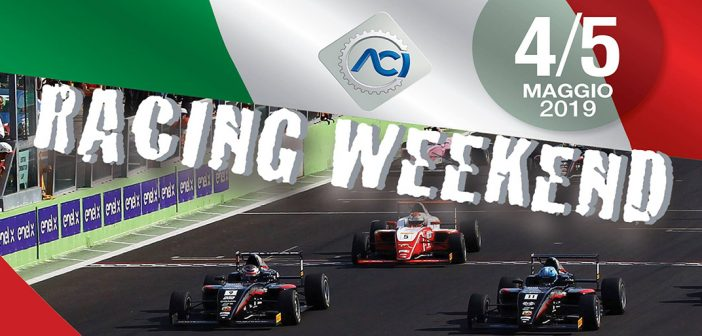 ACI racing weekend
