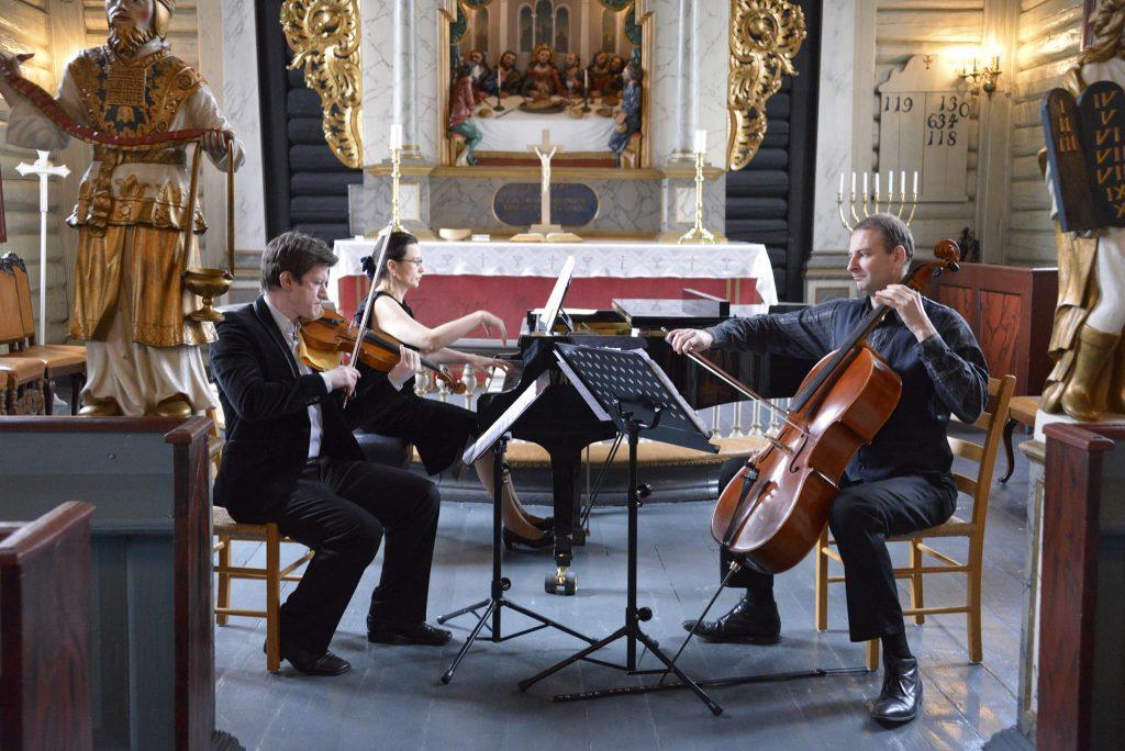 Concerto sulla Via Francigena