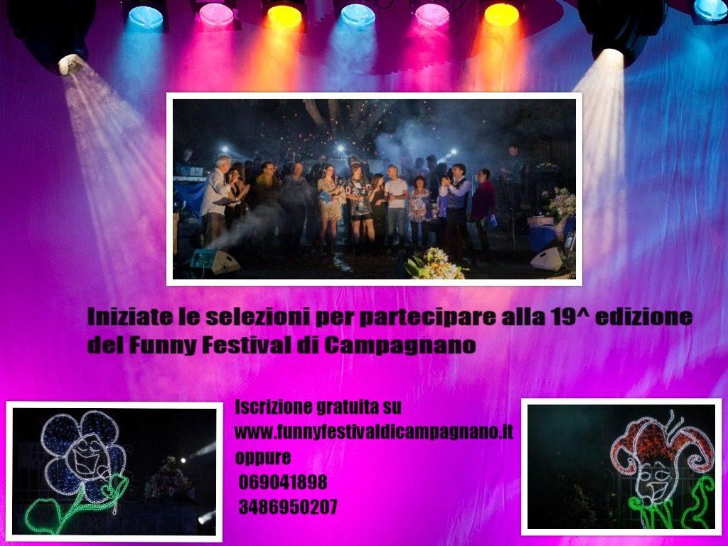 iscrizioni funny festival