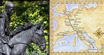 Sigerico sulla Via Francigena