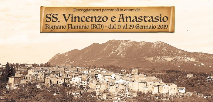 Vincenzo e Anastasio a Rignano