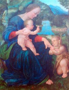 Madonna della Ciliegia