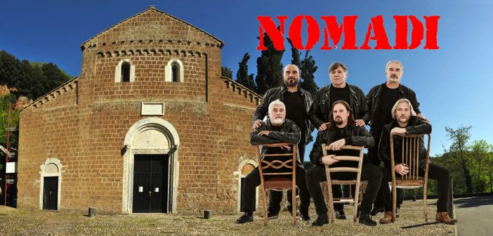 Nomadi a Castel Sant'Elia