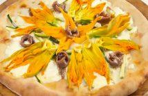 Festa della pizza con i fiori ad anguillara