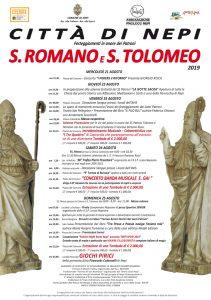San Romano e San Tolomeo