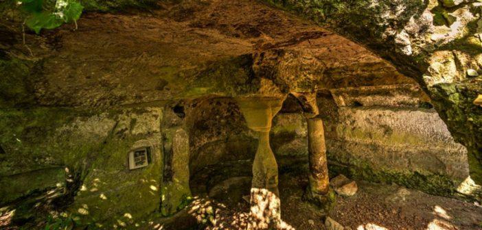 Grotta degli Angeli a Magliano Romano
