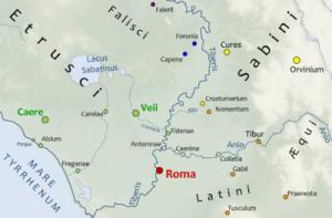 La Valle del Sorbo nella storia