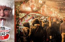 Caffeina Christmas Village a Sutri