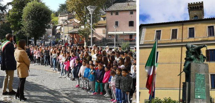 celebrazione in ricordo dei caduti: 4 novembre