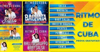 Ritmo de Cuba: scuola di ballo