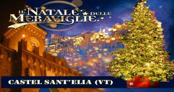 Natale delle Meraviglie a Castel Sant'Elia