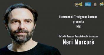 Neri Marcorè a Trevignano