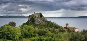 Rocca Orsini a Trevignano