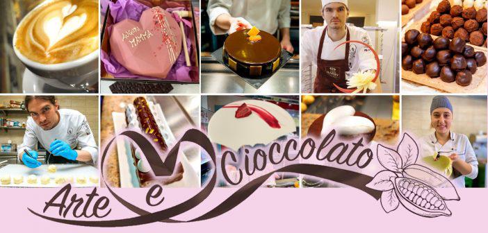 arte e cioccolato