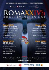 24 ore di Roma