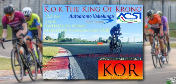 King of Rome a Roma Bike Park